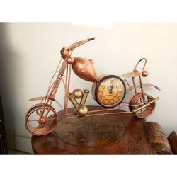 Antique Bike Statue
