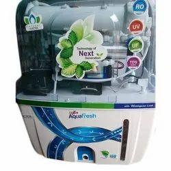 White Aqua Fresh Lexus RO Water Purifiers, Capacity: 15 L