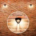 Hardoll Solar Lights For Home LED Wall Light For Garden Outdoor Decorative Waterproof