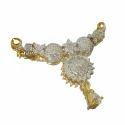 Fancy Gold Mangalsutra Pendant