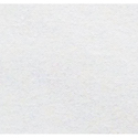 White Rubia Plain Fabric
