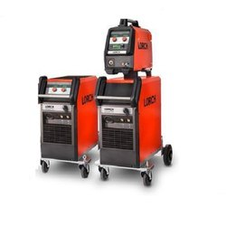 Three Phase LORCH MICOR MIG / MAG Welding Machine, Automation Grade: Semi-Automatic, Current: 300-400 A
