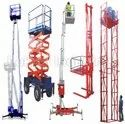 Double Mast Wall Mounted Stacker