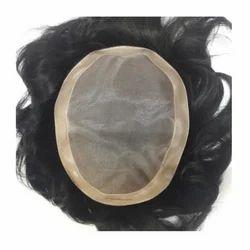 Fine Mono Mens Wig