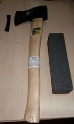 Axe With Stone