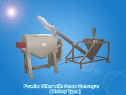 Powder Sifter Machine
