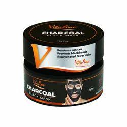 Charcoal Black Mask Pack ( Men )