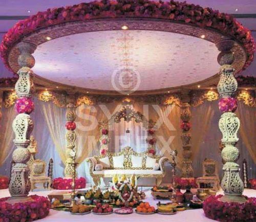 Mandap Decoration in Delhi, मंडप की सजावट, दिल्ली
