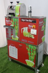 New Sugarcane Machine With Cooling