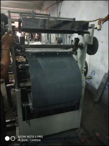 Balaji Semi Automatic Paper Shopping Bag Making Machine