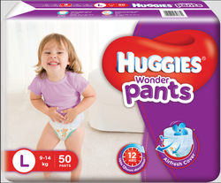 Huggies Wonder Pants