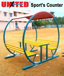 Sports Counter - Benches