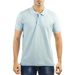 Collar Neck T Shirts For Men