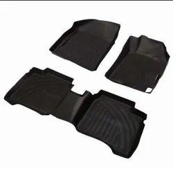 Black, Beige Car Footmats Or Floormats, Pack Type: Packing