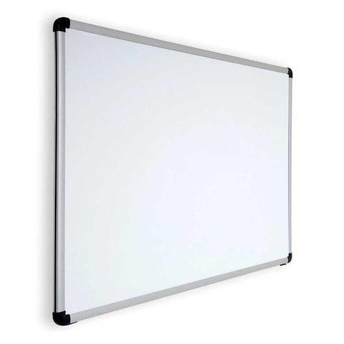melamine writing surface magnetic white board size 17