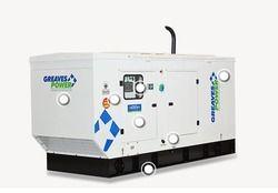 180 kVA Greaves Diesel Generator