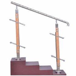 Modern Mild Steel Railing
