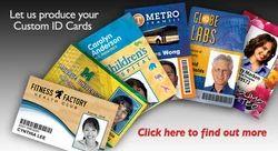PVC ID Card Print Service