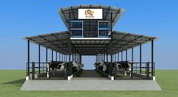 Online Commercial PROJECT REPORT FOR Dairy Farm Setups, Pan India