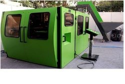 Fully Automatic 2 Cavity PET Bottle Blow Molding Machine