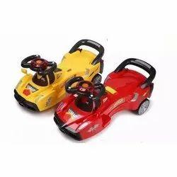 Yellow Kids Magic Car