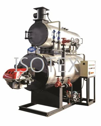 Oil & Gas Fired Steam Generator Under SIB-R
