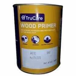 White Trucare Wood Primer Paint