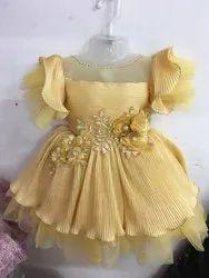 Kids Designer Party Dress