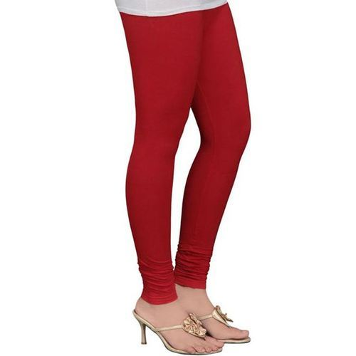 37e54899398726 Churidar Swager Leggings Red Colour, Size: Free Size, Rs 60 /piece ...