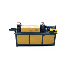 Re-Bar Decoiling Machine