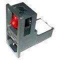 RFI/EMI AC Single Phase Panel Type Mounting Filter with Swit