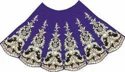 Hand Embroidered Lehenga