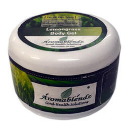 Aromablendz Lemon Grass Body Gel