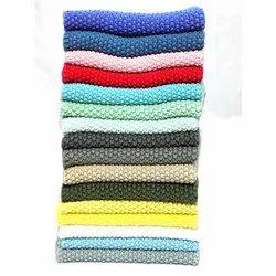 Multicolor Cotton Dish Cloth, Size: 12X12, GSM: 350