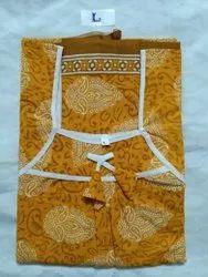 Full Length Print Women Cotton Nighties / Nighty / Leisurewear