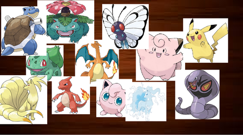 card size mix pokemon stickers packaging type box rs 125 number