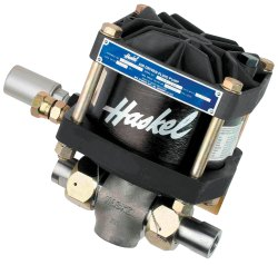 Haskel Air Driven Pumps