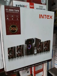 Intex Speakers 1