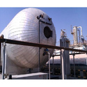 PUF Insulated CO2 Storage Tank