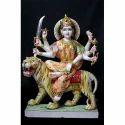 3ft Marble Durga Maa Statue