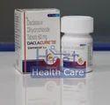 Daclacure Daclatasvir Dihydrochloride 60mg, Packaging Type: Bottle