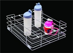 SS Modular Kitchen Trolley