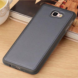 Samsung J5 Leather Back Cover
