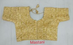 Mastani Embroidery Blouse