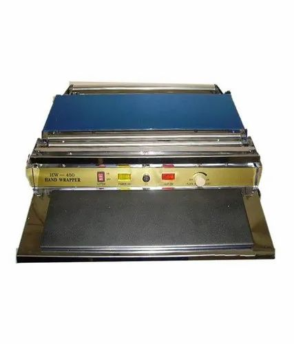 Hand Food Tray Wrapping Machine