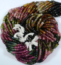 Gemstone Tourmaline Mala