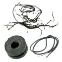 Vespa Electric Wiring Harness For Vespa PX LML Star Stella 125 150 200 2T 4T Scooter Spare Parts