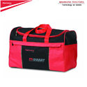 Black And Red Msmart Mahindra Tractor Free Kit Bag