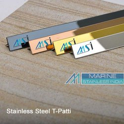 Stainless Steel Transition Profile