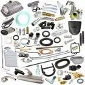 Lambretta Fuel & Exhaust System Parts For GP LI TV SX Vijay Super Scooter